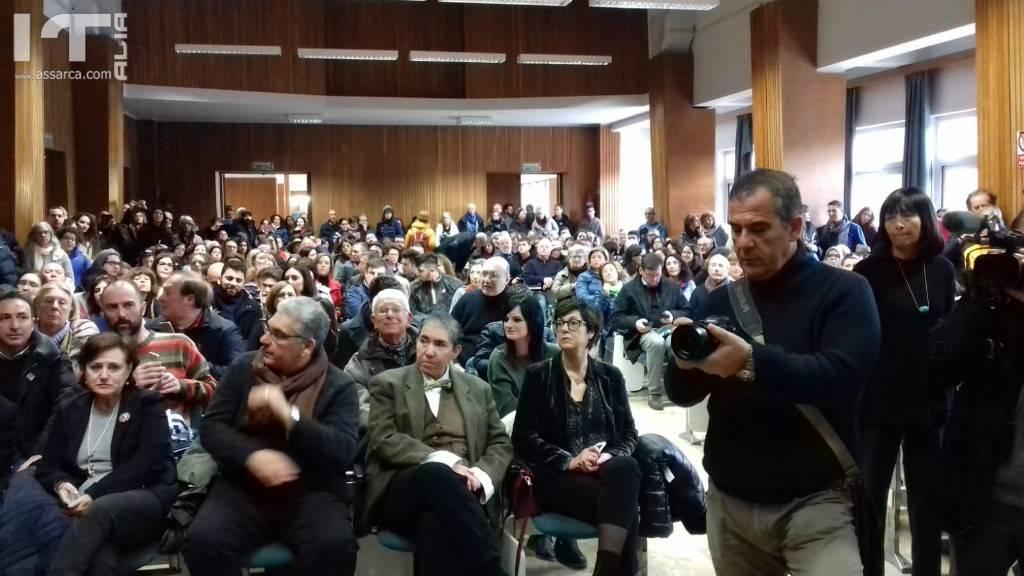 LA CONFERENZA DEL FAMOSO EGITTOLOGO PROF. ZAHI HAWASS NELL'AULA MAGNA DELL'UNIVERSITÀ DI PALERMO
