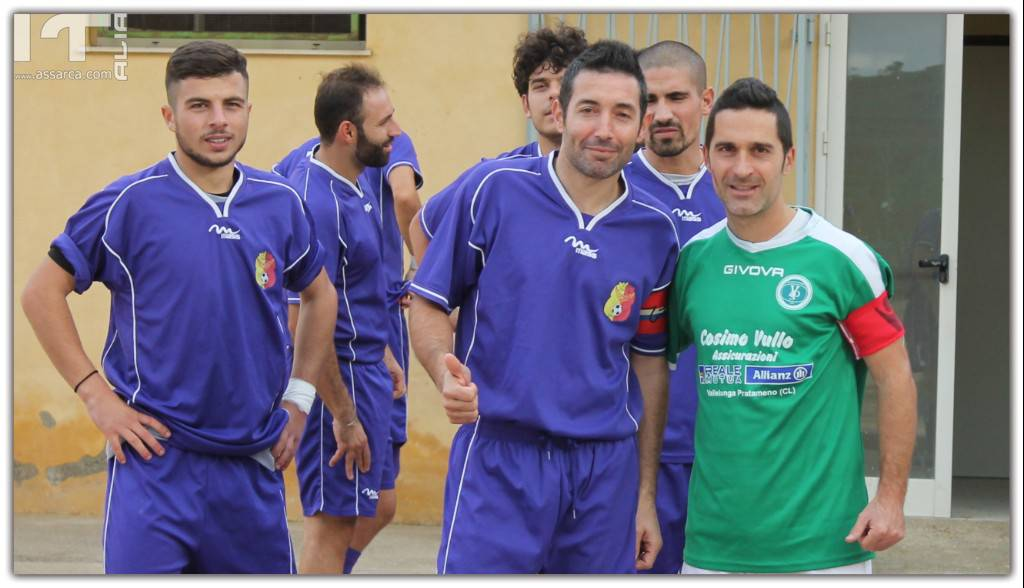 LND/CR Sicilia : Eccellenza A - Promozione A  <br> 1^ Categoria B - 2^ Categoria G