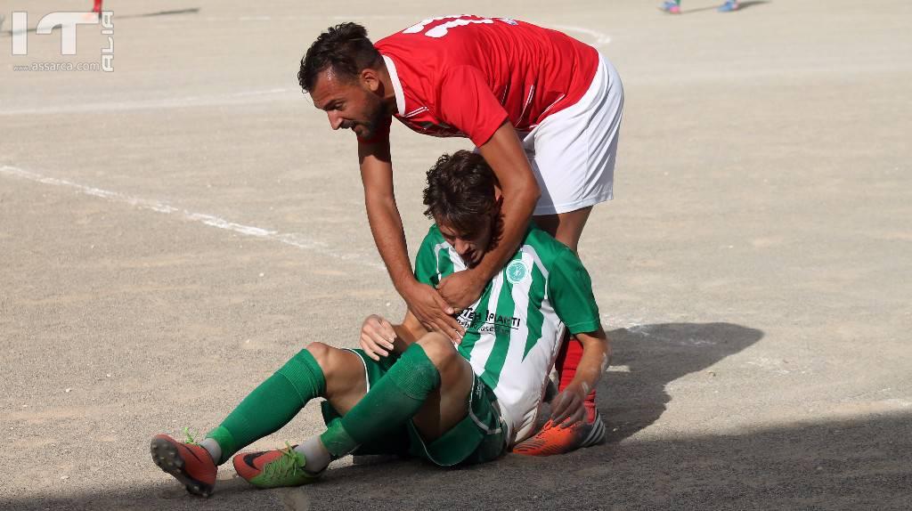 Vallelunga e Ravanusa - Pari in tutto - Promozione Girone A