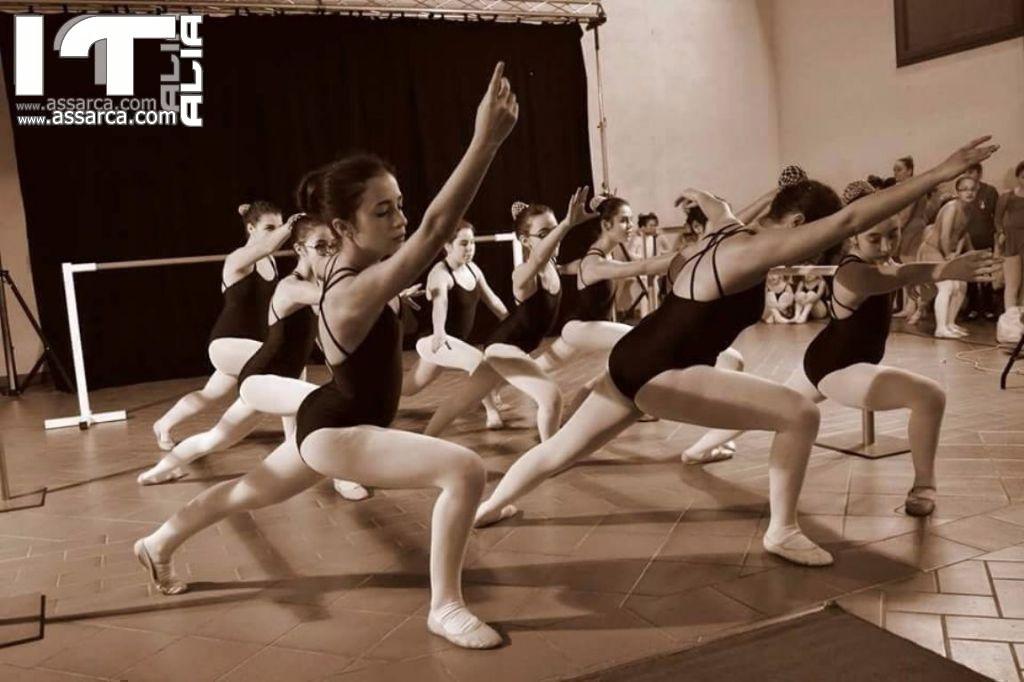 DANCE LESSON 2016  A CURA DEL CORPO DI BALLO DIRETTO DALLA MAESTRA BEATRICE ROMANO - U.S.D. PRO ALIA PH. FEDERICA MARRETTA