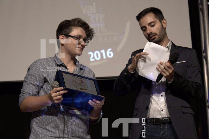 FESTIVAL DEGLI ARTISTI EMERGENTI CITTÀ DI ALIA  2016