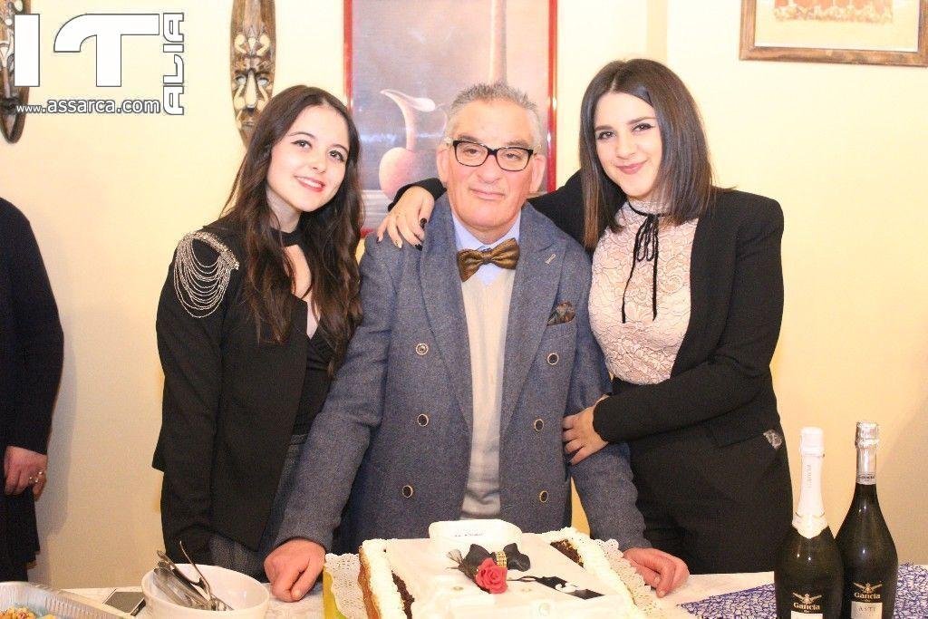 I 60 anni di Luigi Di Pasquale