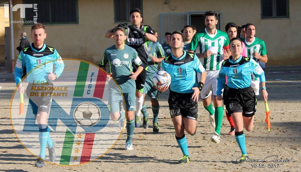 Calcio Sicilia LND/CRS - 10  Dic.2017 - Eccellenza A – Promozione A<br>  1^ Categoria B – 2^ Categoria G