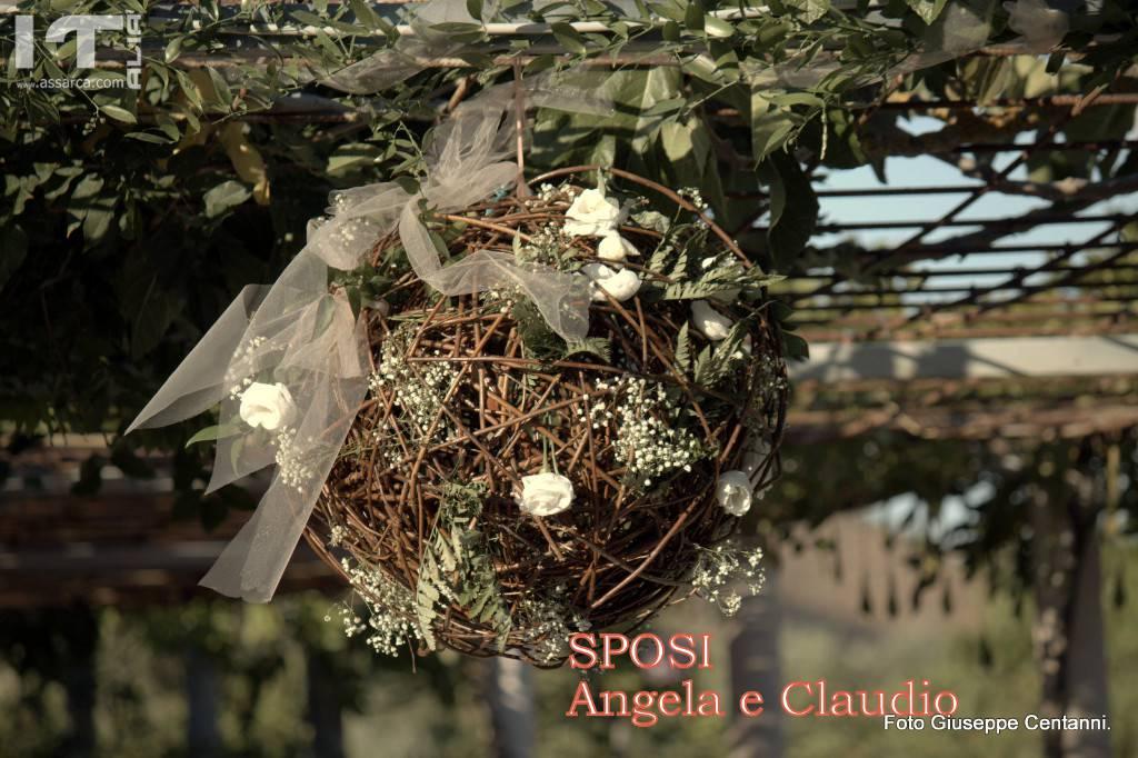 Matrimonio, Angela e Claudio,