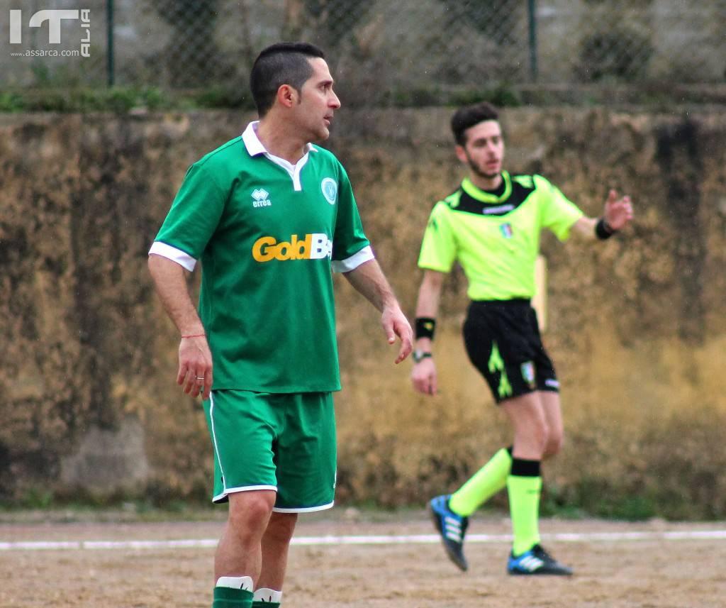 VALLELUNGA da Play Off : 10 e lode - Vince 2 a 0 contro il validissimo Campobello di Mazara.