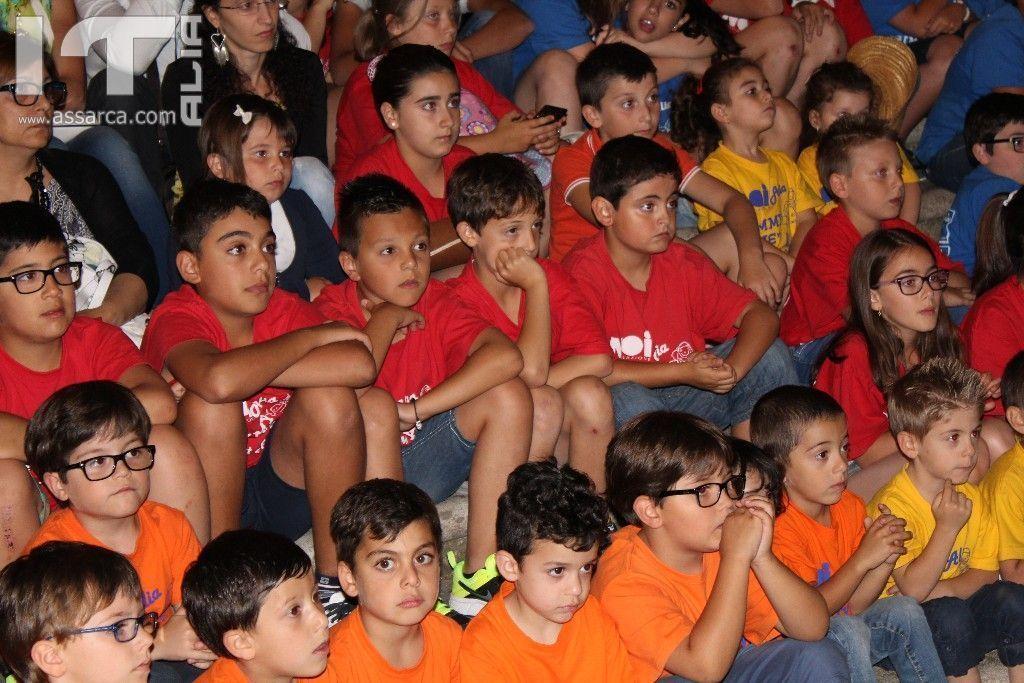GREST 2014 - SERATA FINALE - ALIA 27/07/2014