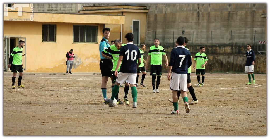 VALLELUNGA - PARTINICAUDACE : 0-2 Bastano due calci piazzati e la Partinicaudace passa a Vallelunga Pratameno.