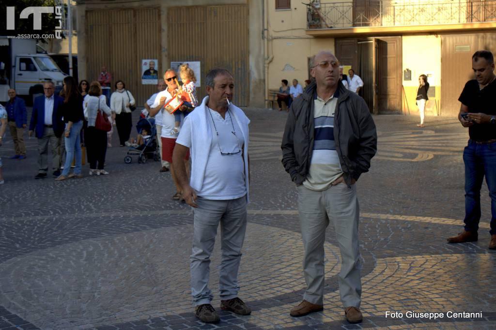 Processione di Santa Rosalia Alia 04  Settembre 2017.,