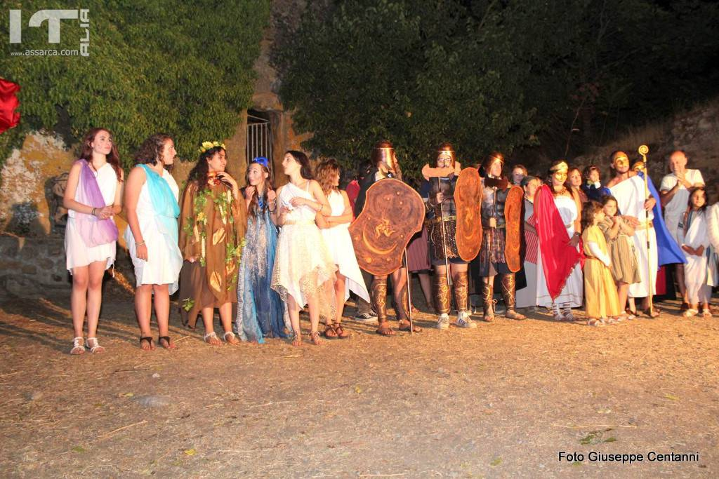 Sulle tracce di Minosse, Spettacolo di teatro sperimentale. Ispirato dalle leggende del re Minosse,a cura dell`Associazione Generazione Sicilia. ( Foto dopo spettacolo seguira video),