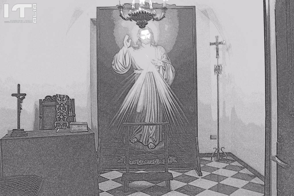 Visita alla chiesa di Roccapalumba,