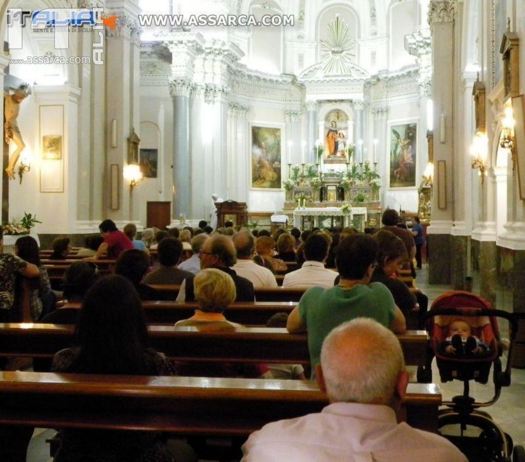 Alia 26/07/2011 Messa Solenne Reliquia di Sant`Anna (ripubblicazione)