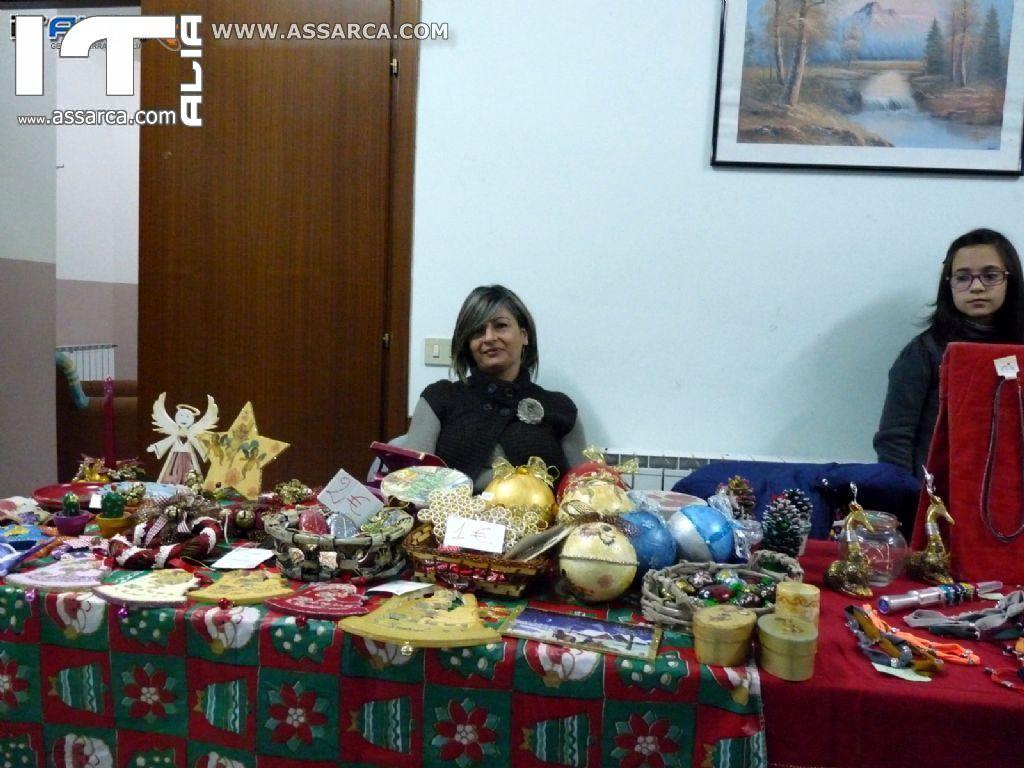 Festività dell`Immacolata - Vigilia al Centro Diurno - 7 dicembre 2013 -,
