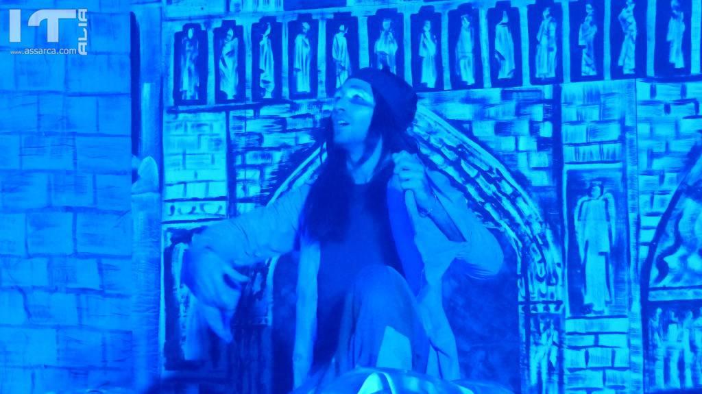 """Spettacolo musicale """" Notre Dame de Paris """""""