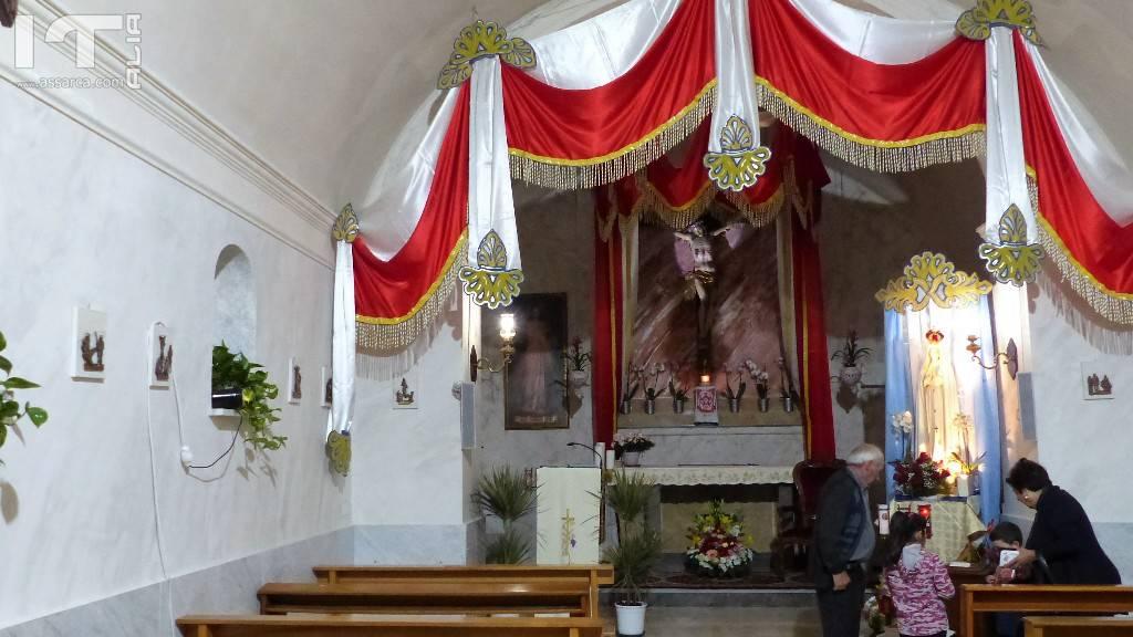FESTEGGIAMENTI DEL SS. CROCIFISSO - MARCATOBIANCO,  SABATO  26 MAGGIO 2018