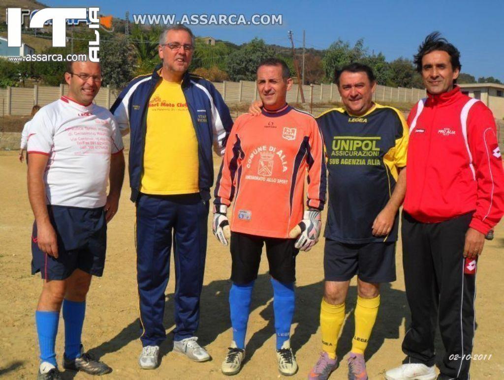 PADRI VS FIGLI - ALIA 02 OTTOBRE 2011