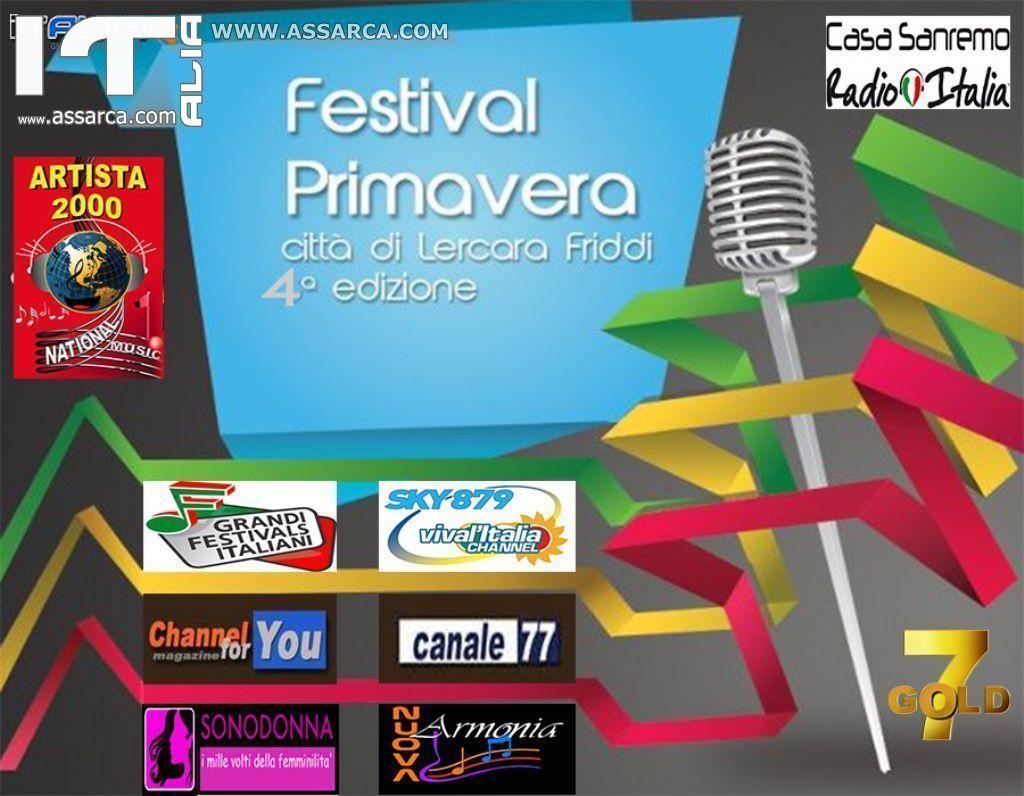 FESTIVAL PRIMAVERA LERCARA FRIDDI (PA)