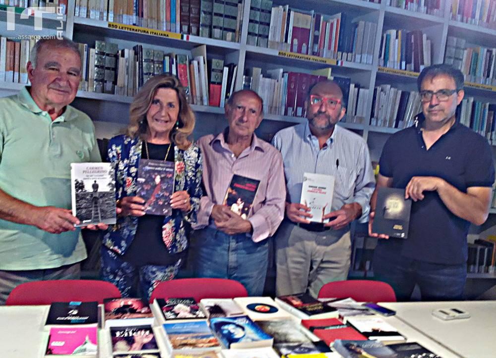 Alia - Premio letterario Grotte della Gurfa - Sesta edizione - Opere finaliste