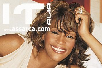 WHITNEY HOUSTON - RICORDI DEL 1999