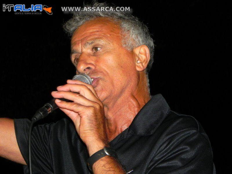 ARMANDO BONFIGLIO AD ALIA - 28 AGOSTO 2011