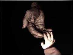 Il vecchio e il bambino<br>Un vecchio e un bambino si preser per mano<