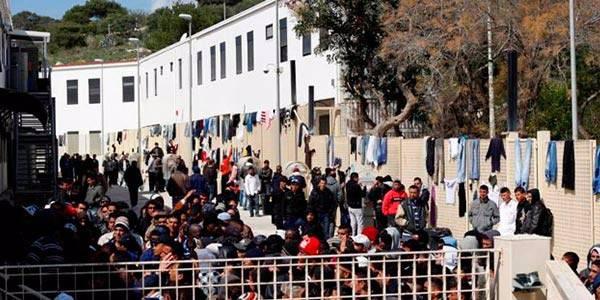 Interrogazione � accoglienza Immigrati