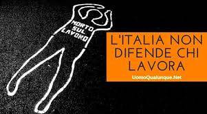 MORTI SUL LAVORO, NEL 2018 GIÀ 151 VITTIME. IN TUTTO L'ANNO SCORSO ERANO STATE 632