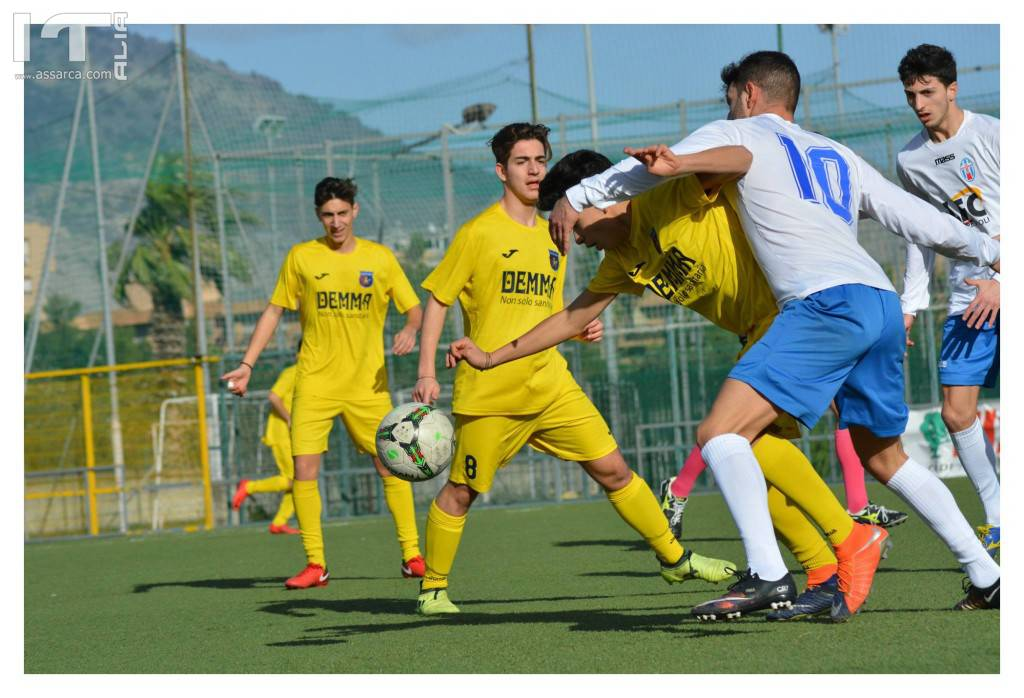 LND/CR SICILIA: 1^ CATEGORIA B - 2^ CATEGORIA G