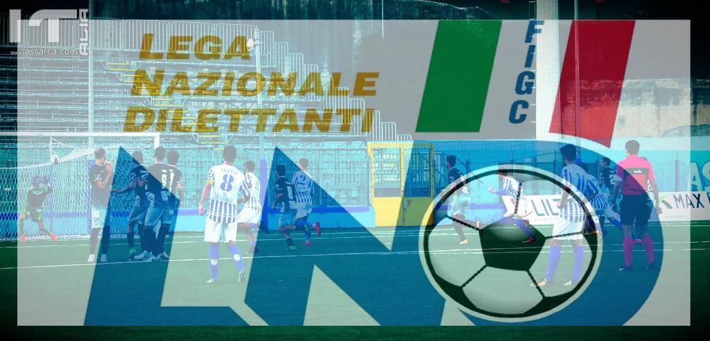 LND/CR SICILIA:  Eccellenza -A-   1^ Categoria -B-  2^ Categoria -G-
