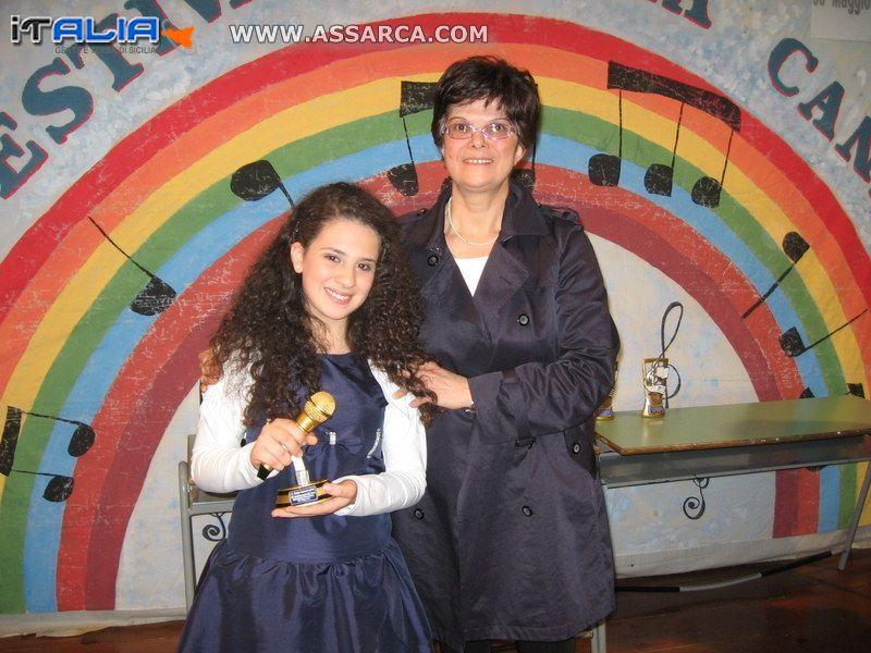 XIV FESTIVAL INTERCOMUNALE DELLA CANZONE - VALLEDOLMO 30 MAGGIO 2012