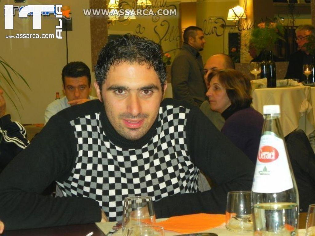 SERATA CON AMICI A VILLA DELLA MIMOSA - ALIA, 27/11/2011