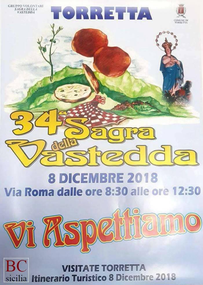 Torretta 34� edizione Sagra della Vastedda