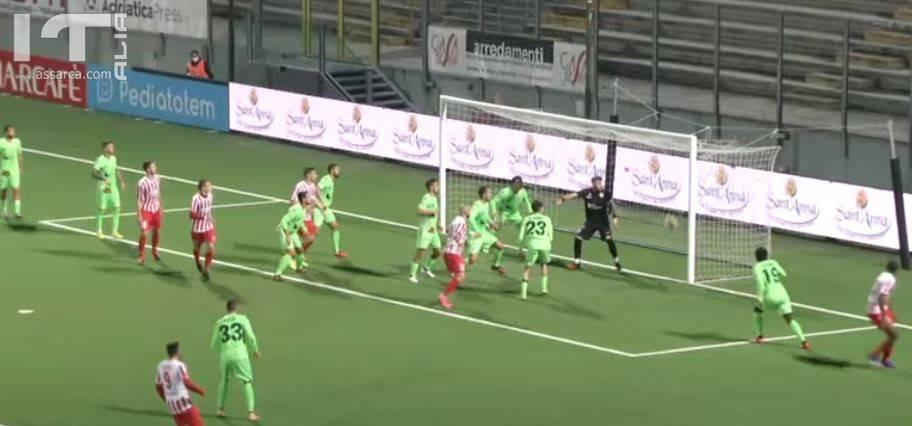 Serie C girone c -   12^ Giornata