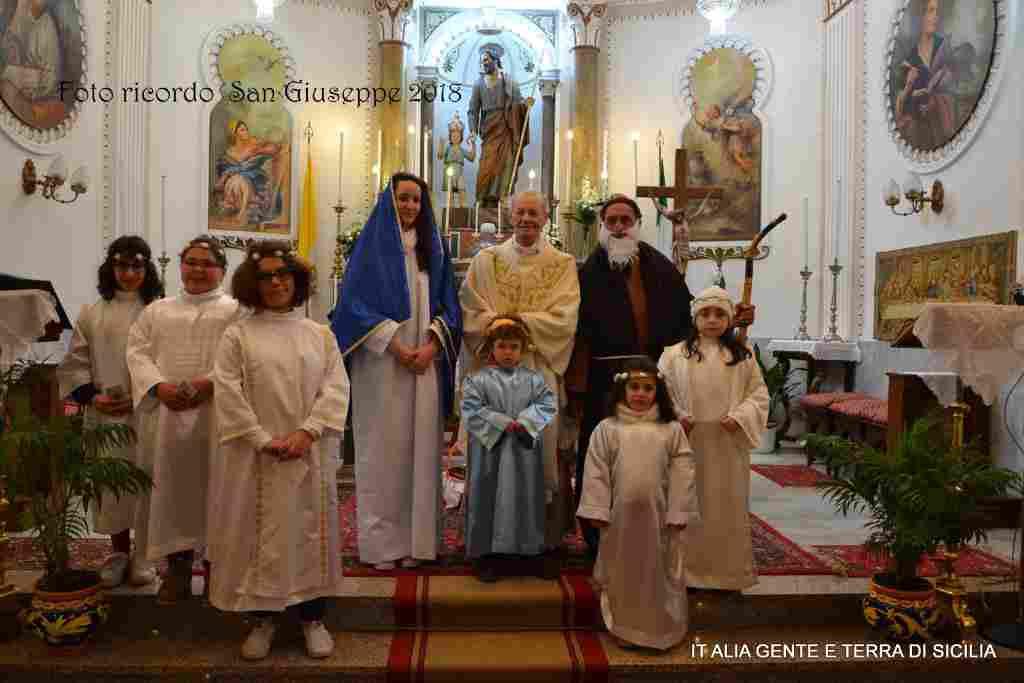 Festivit� dedicata al Patriarca San Giuseppe, 2019