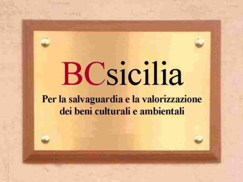 Nasce BCsicilia, movimento per la salvaguardia e la valorizzazione dei beni culturali e ambientali