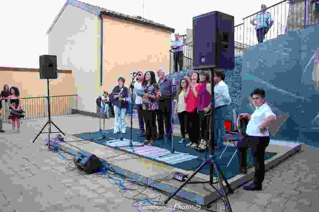 A Chianisa - Canto Popolare Malvagnese. Giugno 2017