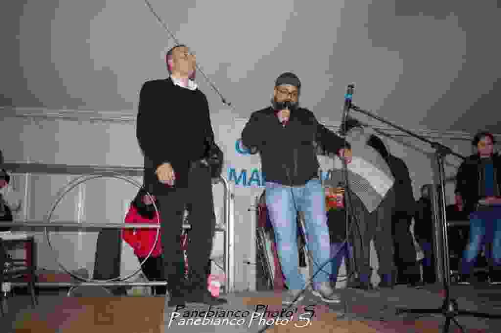 II � Raduno Interregionale Zampognari a Malvagna (ME) 03/12/2017 - organizzato da Ignazio Panebianco.