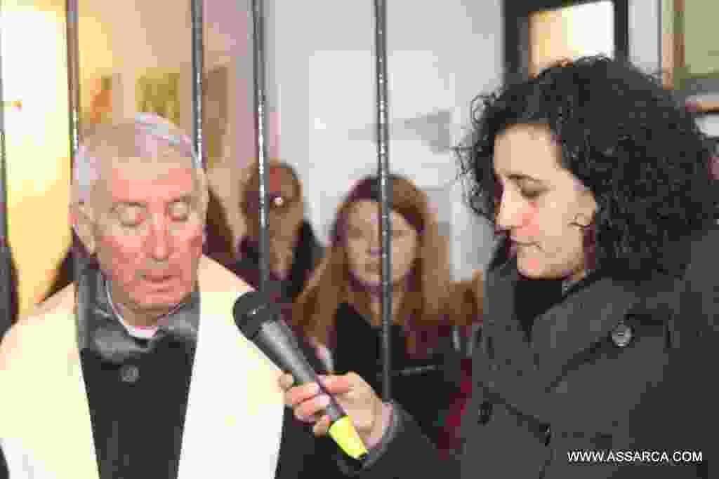 ALIA 8 MARZO 2017,INAUGURAZIONE DELLA BIBLIOTECA COMUNALE A MAR...