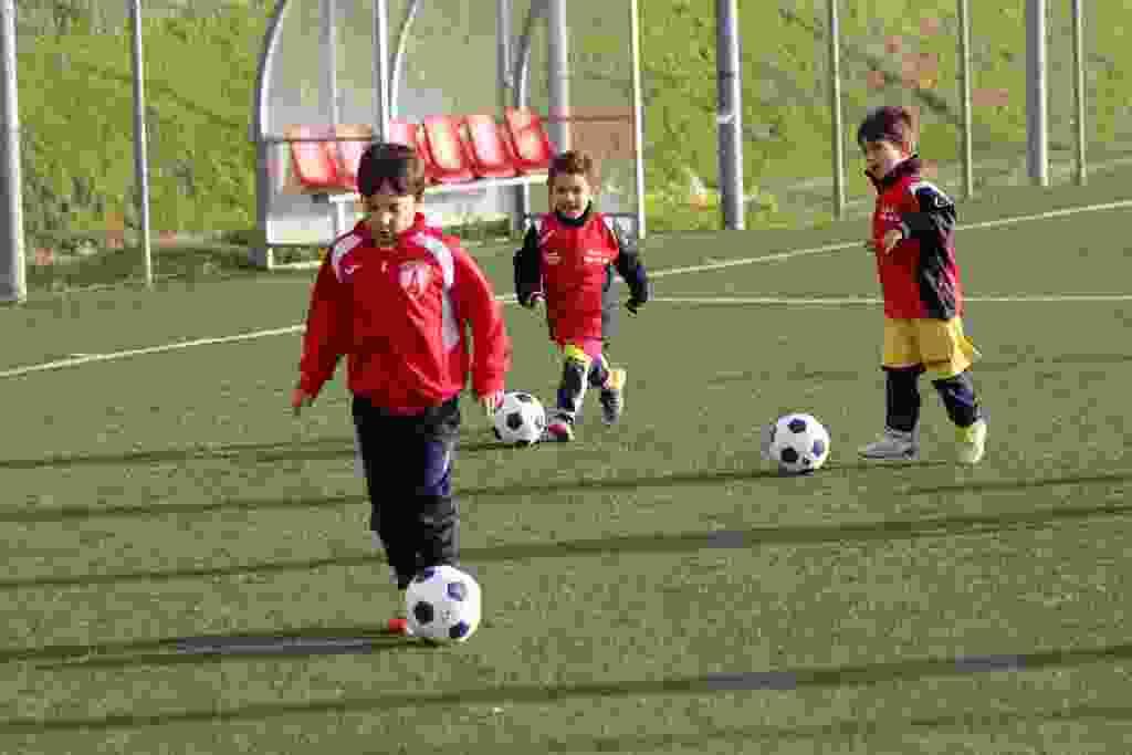 Scuola Calcio Piccoli Amici
