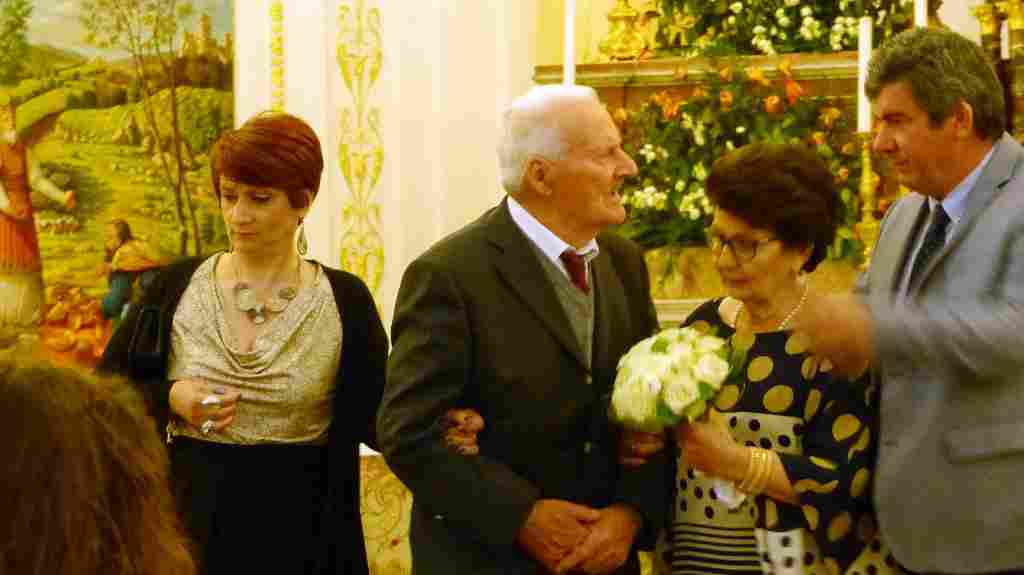 60 anni insieme Pina