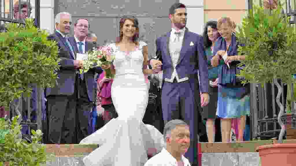 Il matrimonio  di Sofia Gattuso & Vincenzo Mascarella - Alia Santuario Madonna delle Grazie 21 Giugno 2018