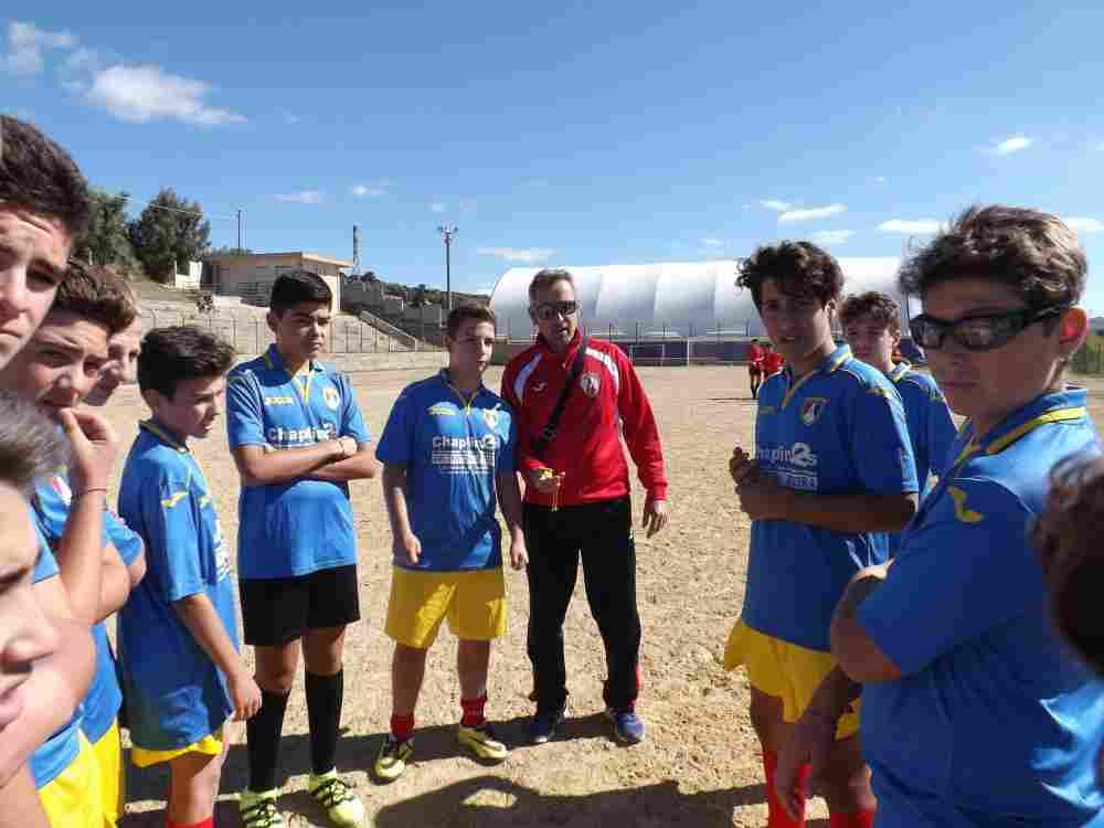 Campionato giovanissimi - Lascari-Pro Alia