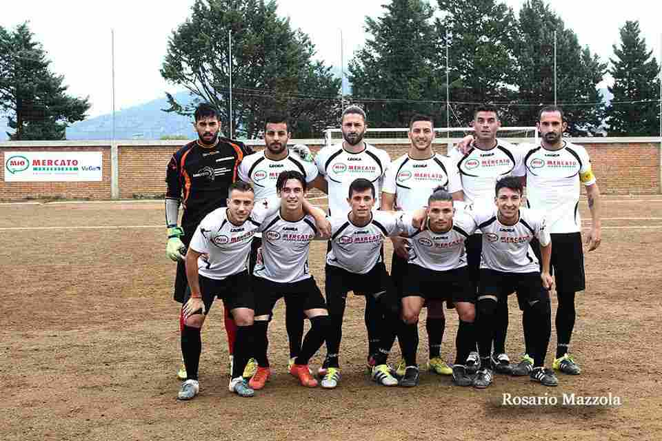 Eccellenza A -  Castelbuono-Mazara 1-0 - decide Saluto