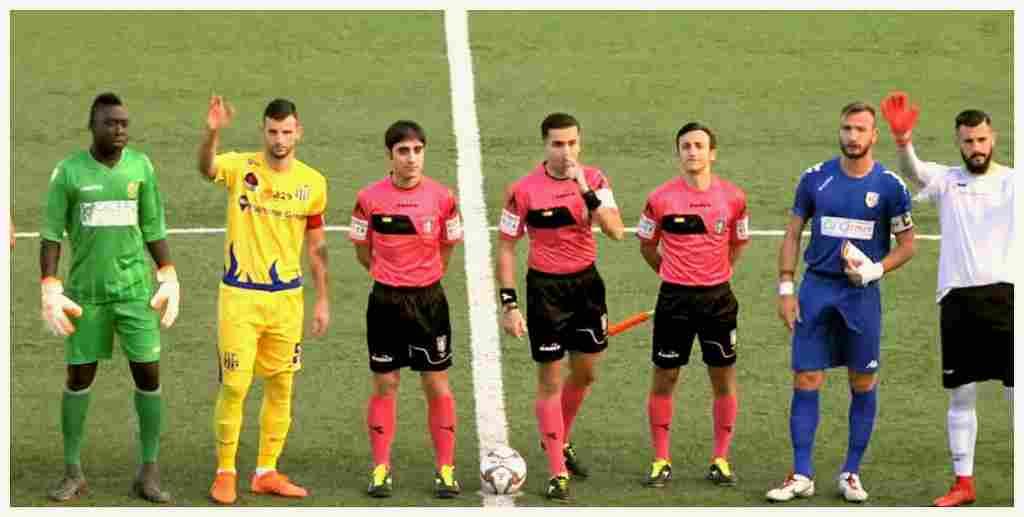 LND/CR Sicilia : Eccellenza A - Promozione A - 1^ Categoria B - 2^ Categoria G