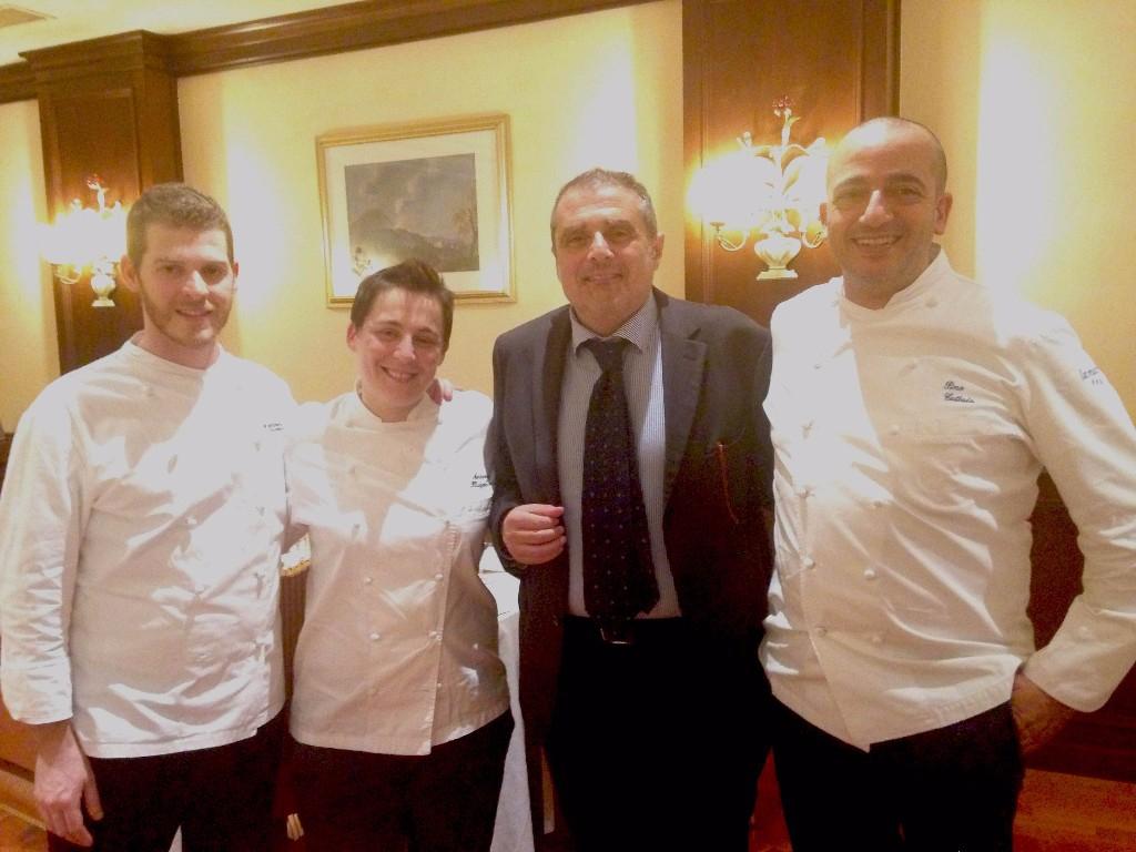 Ecco il manifesto della cucina italiana d eccellenza a for P cucina italiana