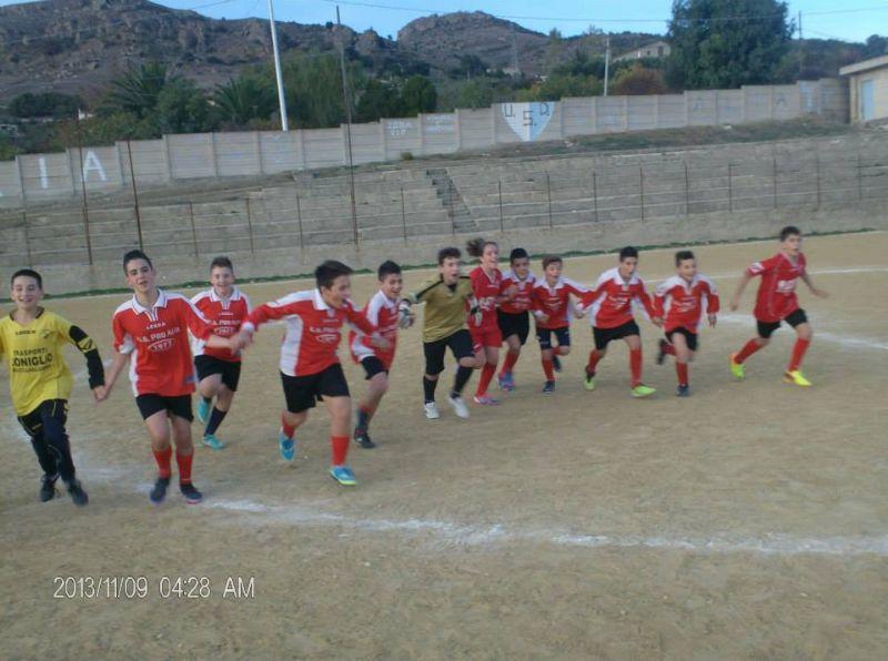 U.S.D.Pro Alia - A.S.Alia Uniti per lo Sport