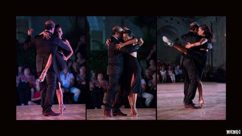 CATANIA - �TANGO-OPEN-SPACE�  Il tango da vedere, da ascoltare, da ballare