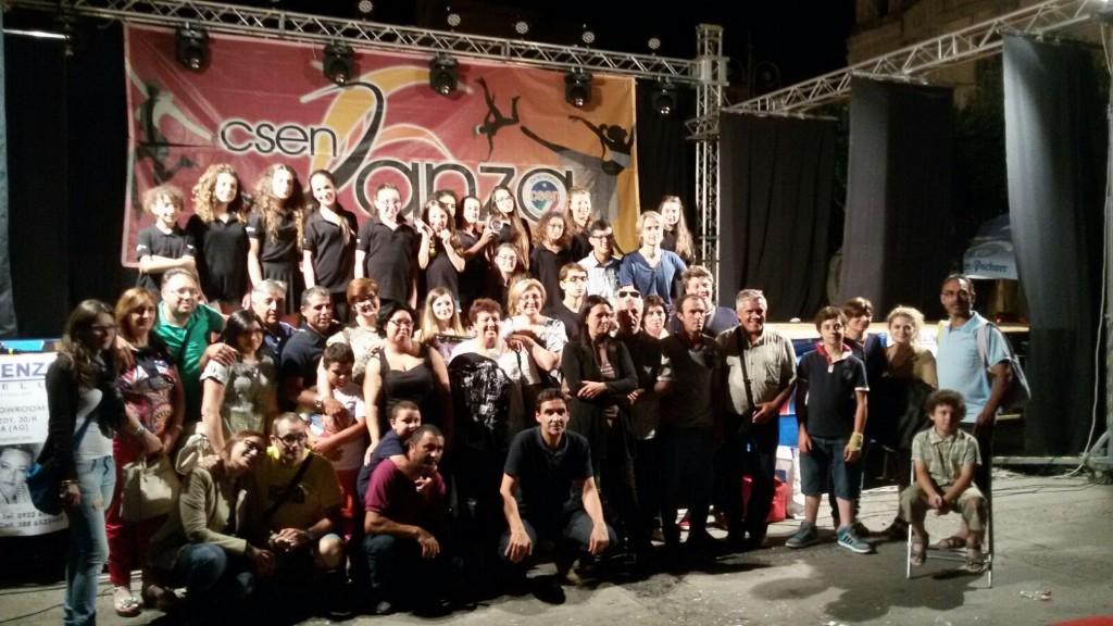 Favara (AG) - Meeting CSEN della Danza