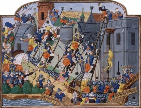Si parla della caduta di Costantinopoli al seminario sul Rinascimento organizzato da SiciliAntica a Cefalù