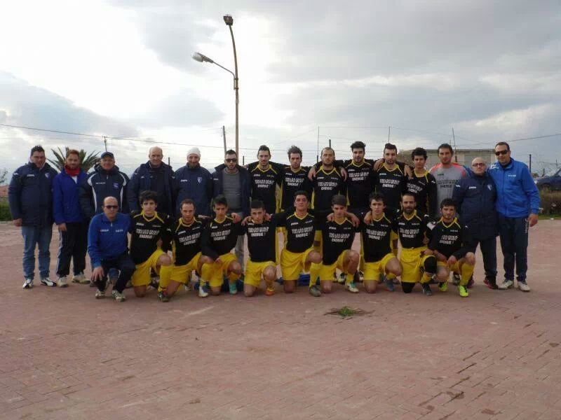 CAMPIONATO TERZA CATEGORIA  PETRALIA SOTTANA - U.S.D. ALIA.    1 - 3