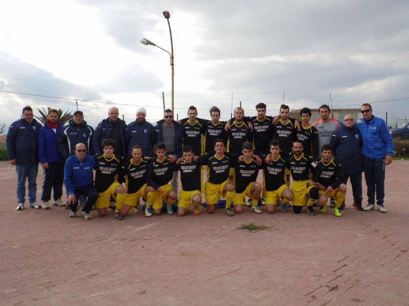 CAMPIONATO TERZA CATEGORIA  U.S.D. ALIA - SAN MAURO CASTELVERDE   3 - 1